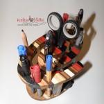 Spirale für Stifte, Schere etc