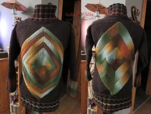 10 stitch Pullover